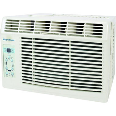 Keystone  5,000 BTU 115-Volt Window-Mounted Air Conditioner