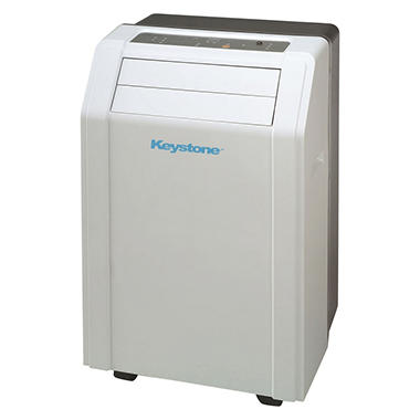Keystone 12,000 BTU 115-Volt Portable Air Conditioner
