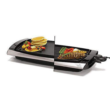 Wolfgang Puck®  Reversible Electric Grill/Griddle