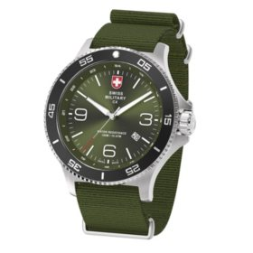 Swiss Military Men's Infantry Nylon Watch