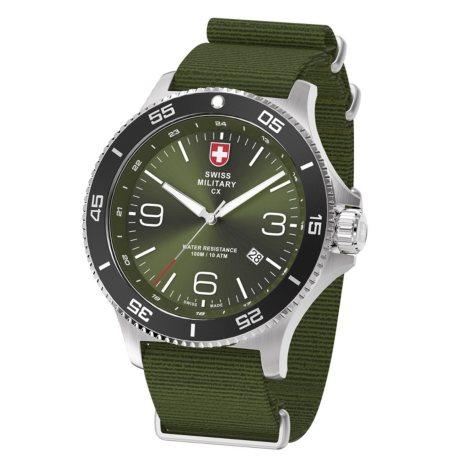Swiss Military Men's Infantry Nylon Watch