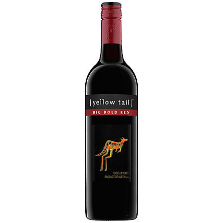 Yellow Tail Big Bold Red (750ML)
