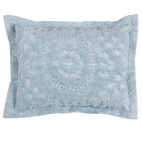 Better Trends Rio Cotton Chenille Sham