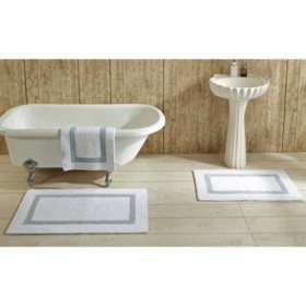 Hotel Collection Bath Rug Various Sizes And Colors