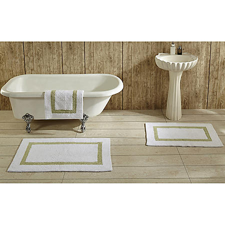 Hotel Collection Bath Rug - Various Sizes and Colors