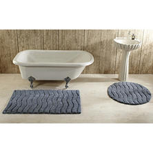 Indulgence Bath Rug - Various Sizes and Colors