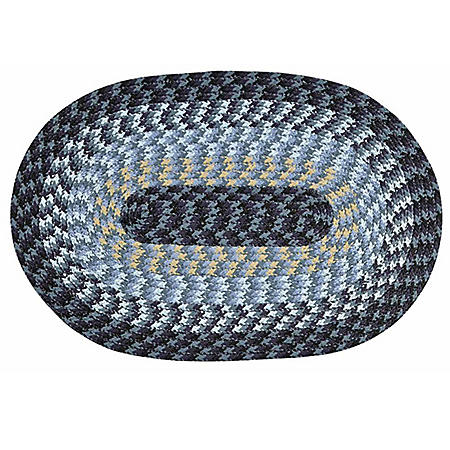 "Alpine Braided Rug, 20"" x 30"" (Assorted Colors)"