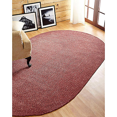 """Chenille Reversible Rug, 30"""" x 50"""" (Assorted Colors)"""