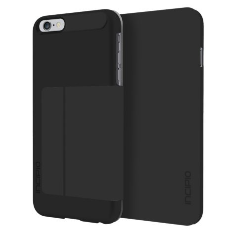 Incipio Lancaster for iPhone 6 Plus - Black/Black