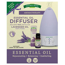 Nature's Truth Essential Oil Diffuser Starter Pack with Lavender, 15 ml