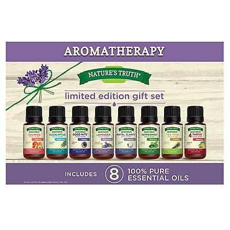 Nature's Truth Essential Oils (8 pk.)