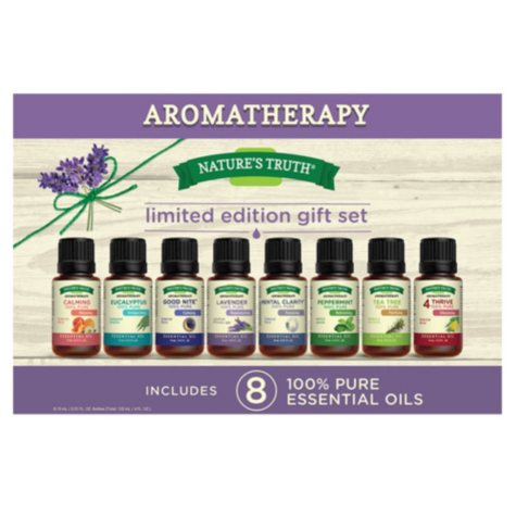 Nature's Truth Essential Oils (8 pk.)