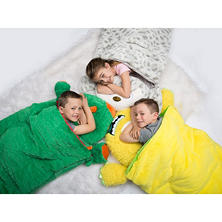 Kid's Animal Sleeping Bag