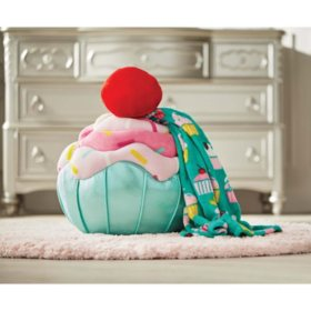 Kids Pillow and Throw Set (Assorted Colors)