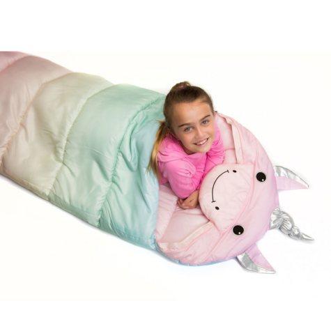Kid's Animal Outdoor Sleeping Bag