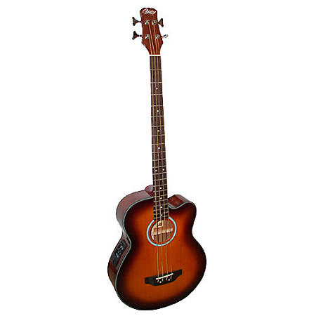 Simba Professional 4-String Acoustic Bass Guitar