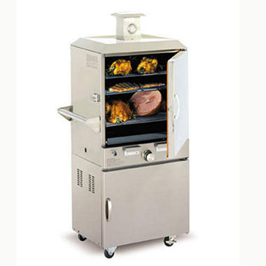 Stainless Steel Gas Smoker