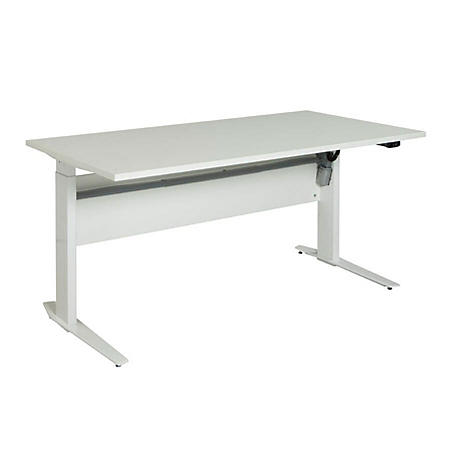 """Tvilum Electric Height Adjustable Office Desk, 30"""" x 60"""" (Various Colors)"""