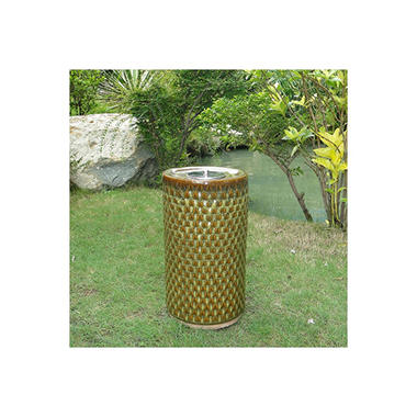 Apollo Ceramic Fire Pot -  Choose Your Color