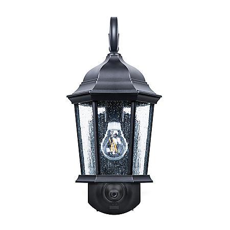 Maximus Coach Smart Security Light- Textured Black