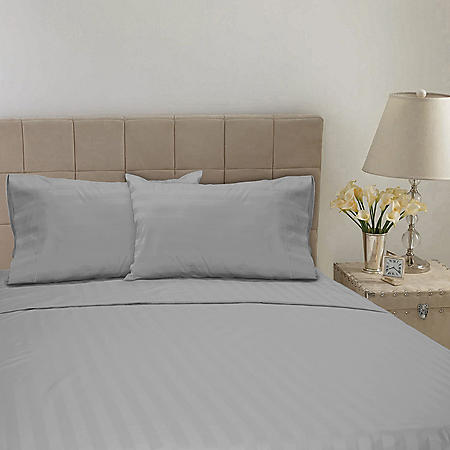 Hotel Luxury Reserve Collection 600 Thread Count Sheet Set - Various Size & Color Patterns