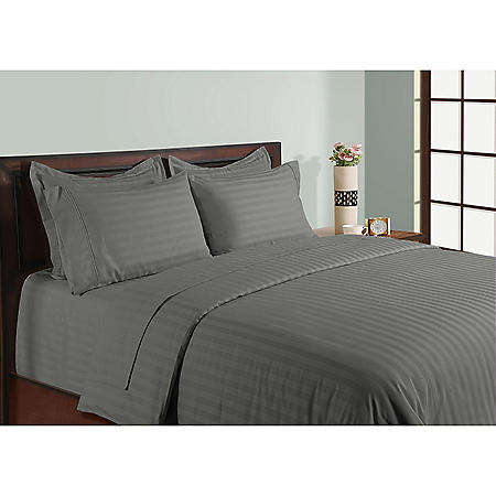 Hotel Luxury Reserve Collection 600 Thread Count Duvet Set - Various Sizes & Colors