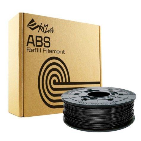 XYZprinting - Da Vinci ABS Refill Filament - Black
