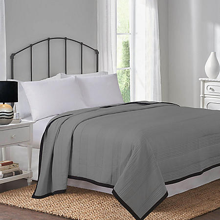 Hudson & Main Premium Pre-Washed Microfiber Blanket  (Assorted Sizes and Colors)