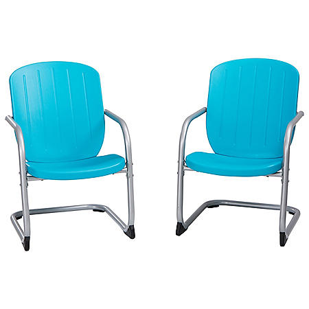 Lifetime Retro Patio Chair (2 pk.)