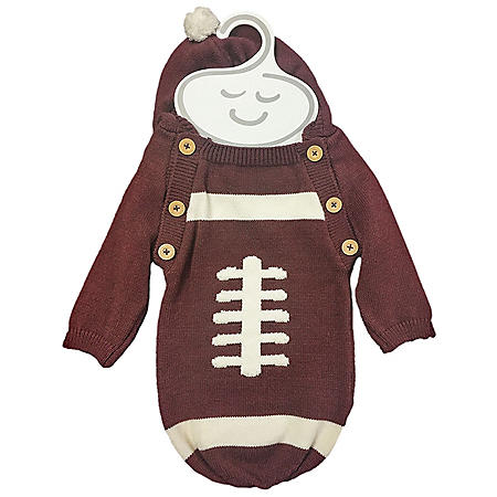 NYGB Bunting Sack with Decorative Hanger, Football