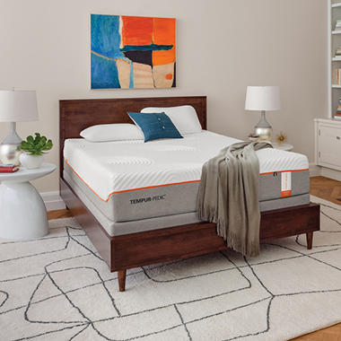 TEMPUR-Pedic Contour Supreme King Mattress Set