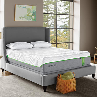 TEMPUR-Pedic Flex Elite Queen Mattress Set