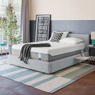 Tempur Pedic Cloud Supreme Twin Xl Mattress Sam S Club
