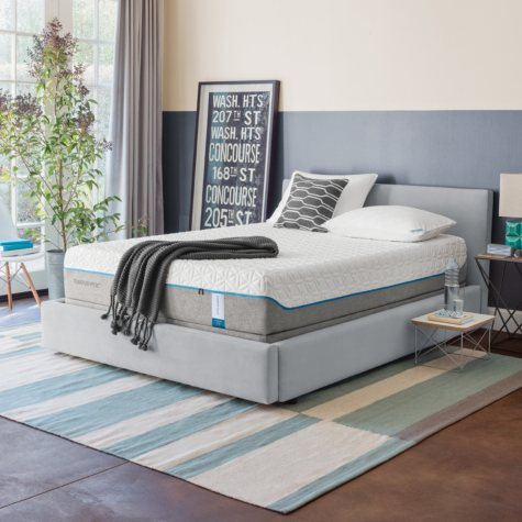 TEMPUR-Pedic Cloud Supreme King Mattress Set