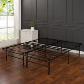 Night Therapy Smart Base Steel Bed Frame Queen Foundation