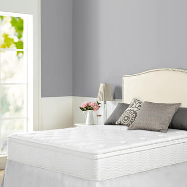 Night Therapy iCoil 12 Inch Euro box Top Spring King Mattress