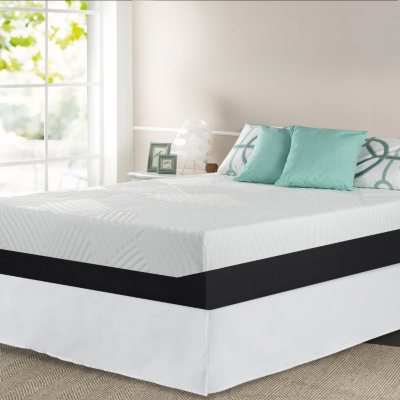 Night Therapy 13 Pressure Relief Memory Foam Mattress and Bed