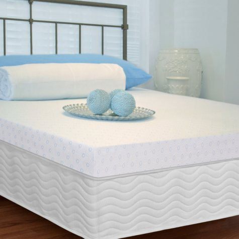"Night Therapy Elite 2.5"" MyGel® Mattress Topper - Full"