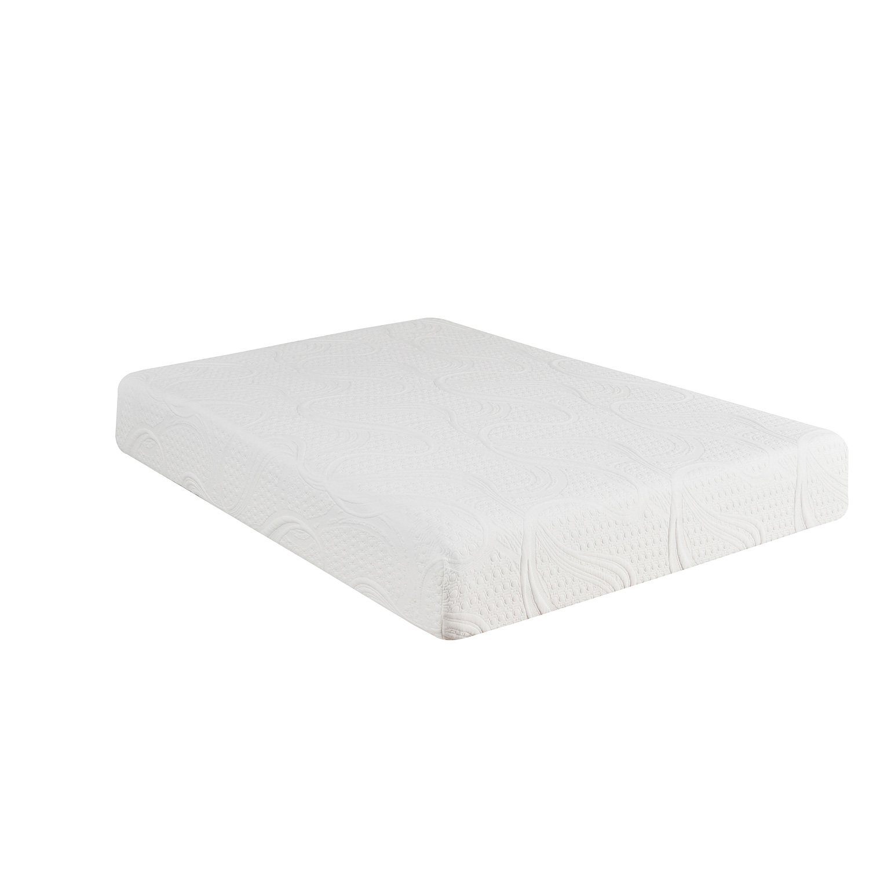 "Night Therapy 8"" Memory Foam Pressure Relief Full Mattress Sam s"