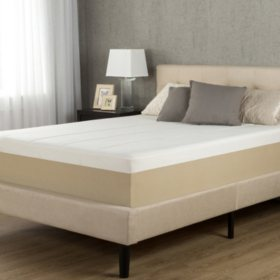 Night Therapy Memory Foam 14 inch Pressure Relief Queen Mattress