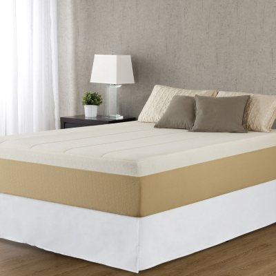 Night Therapy Memory Foam 14 Inch Pressure Relief Mattress Bed