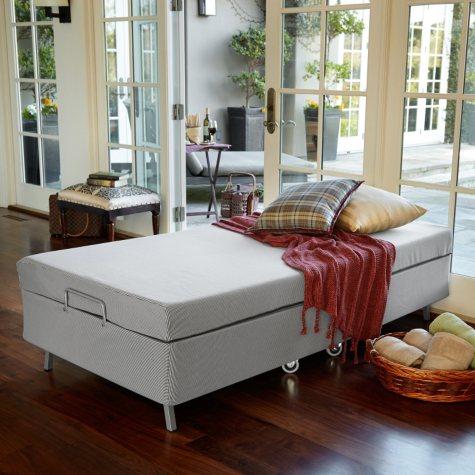 Sleep Revolution Resort Premier Memory Foam Folding Guest Bed