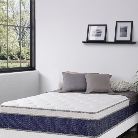 """Night Therapy iCoil 14"""" Spring Mattress (Various Sizes)"""