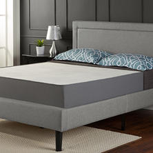 "Night Therapy Responsive Universal Comfort 10"" Memory Foam Queen Mattress"