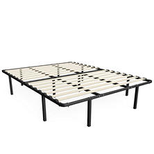 Night Therapy MyEuro SmartBase Platform Bed/Mattress Foundation (Various Sizes)