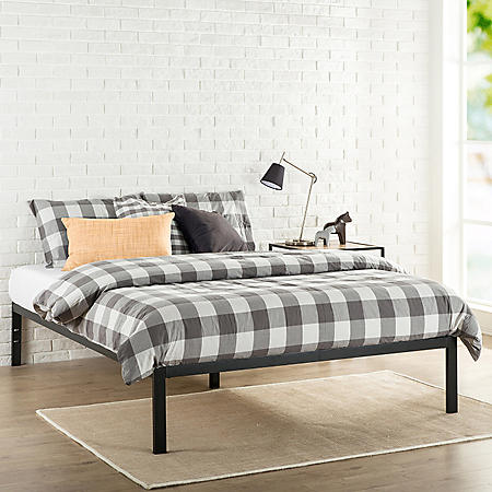 Modern Studio Platform 1500 Bed Frame (Assorted Sizes)