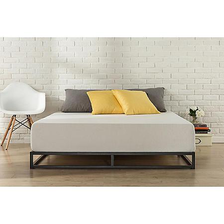 """Modern Studio 6"""" Low-Profile Platform Bed Frame (Assorted Sizes)"""