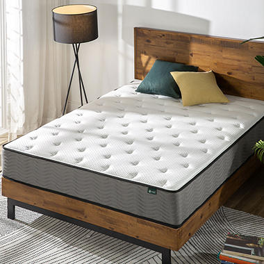 "Night Therapy 10"" Support Plus Spring Twin Mattress Sam"