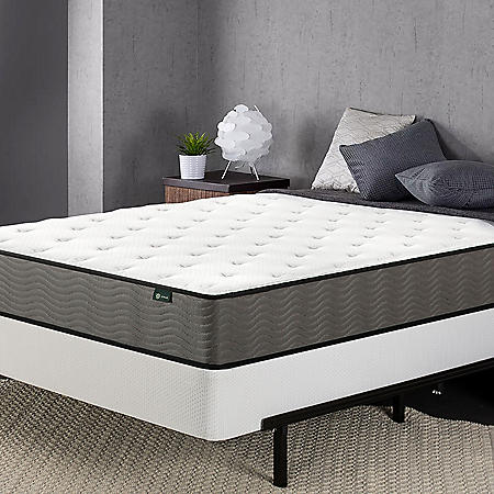 """Night Therapy 10"""" Support Plus Spring Full Mattress and Bi-Fold Box Spring Set"""