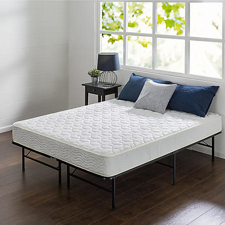 """Night Therapy 8"""" Comfort Coil Spring California King Mattress"""